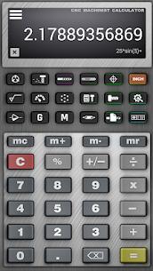 Free CNC Machinist Calculator Pro 4