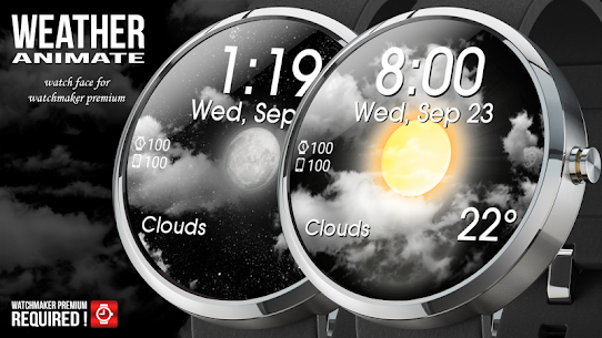 Weather Animate for Watchmaker On Pc | How To Download (Windows 7, 8, 10 And Mac) 2