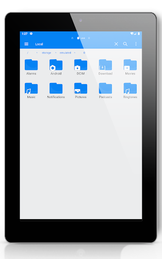 RS File : File Manager & Explorer EX android2mod screenshots 7