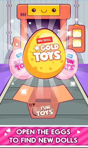 Dolls Surprise Kinder Eggs apkpoly screenshots 3