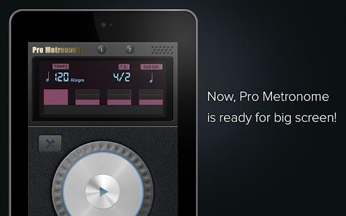 Pro Metronome 0.13.0 Screenshots 10