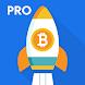 CryptoRocket PRO - Bitcoin, Cryptocurrency Tracker