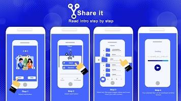 Clone Phone -Data transfer app phone to phone