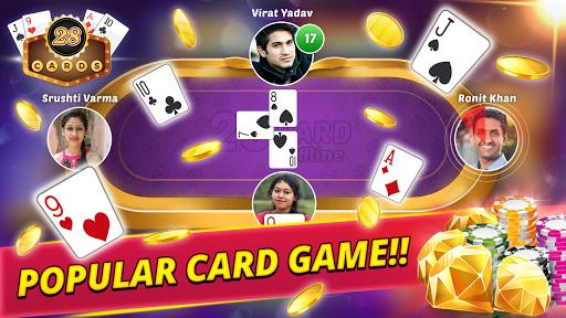 28 card multiplayer poker screenshot 3