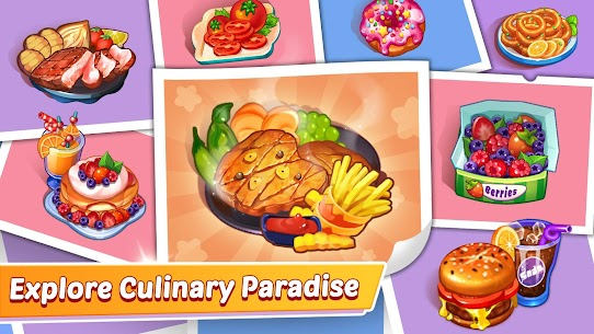 Cooking Speedy: Restaurant Chef Cooking Games 2