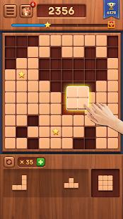 Woodagram- Classic Wood Block Puzzle & Jigsaw Game 2.3.1 screenshots 1