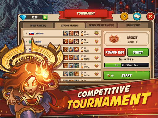 Empire Warriors Premium: Tower Defense Games  Screenshots 5