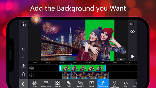 PowerDirector - Video Editor App, Best Video Maker 9.0.0 screenshots 2