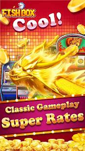 Fish Box - Casino Slots Poker & Fishing Games screenshots 8