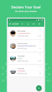 Thriv – Savings Goal Tracker v4.7.2 [Premium] 1