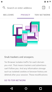 Tor Browser (Alpha) 3