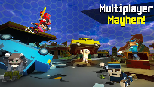 Pixel Fury: Multiplayer in 3D 20.0 screenshots 1