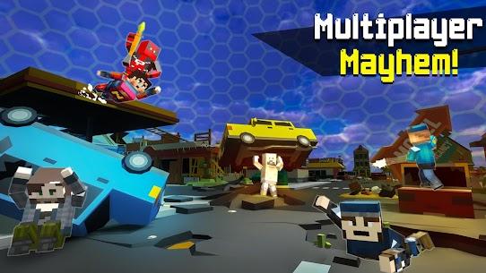 Pixel Fury: Multiplayer in 3D Mod Apk (God Mode + One Shot Kill) 1