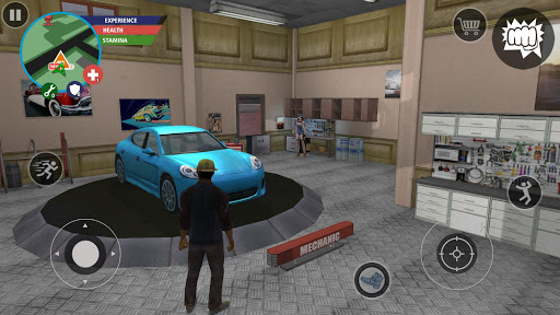 Code Triche New Gangster Crime APK MOD (Astuce) screenshots 3