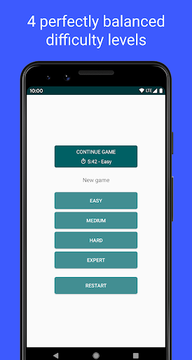 sudoku - free classic sudoku game screenshot 2