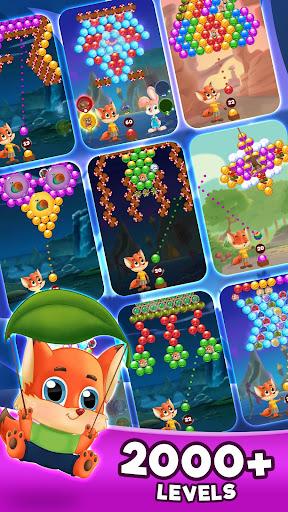 Bubble Friends Bubble Shooter Pop screenshots 5