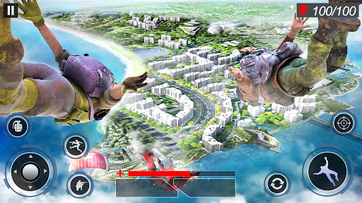 FPS Commando Secret Mission - Real Shooting Games apkpoly screenshots 7