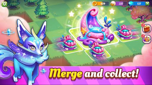 Wonder Merge - Magic Merging and Collecting Games 1.0.41 pic 1