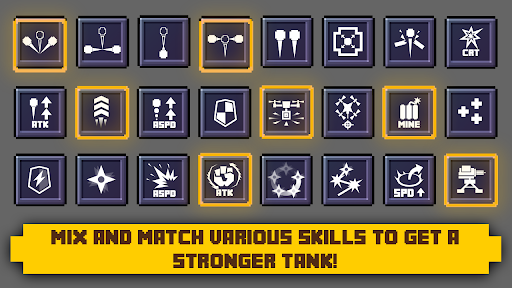 Super Tank Blast: Planet of the Blocks  screenshots 7
