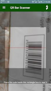Barcode reader & QR code scanner Pro. Free