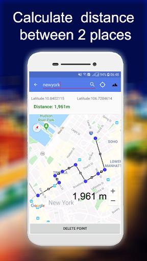 Distance And Area Measurement  Screenshots 2