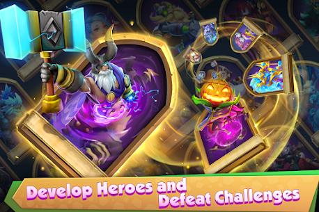 Castle Clash APK MOD 1.9.5 (Unlimited Money/Resources) 2