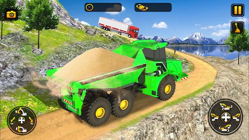 City Construction Simulator: Forklift Truck Game  screenshots 3