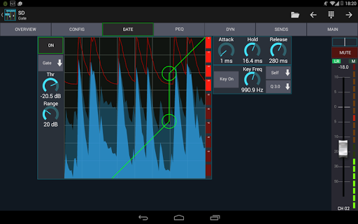 Mixing Station XM32 android2mod screenshots 16