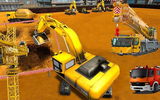 Heavy Crane Simulator Game 2019 u2013 CONSTRUCTIONu00a0SIM screenshots 4