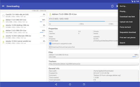 qBittorrent Controller Pro MOD APK 4.9.2 (PAID FREE) 11