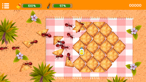 Squish the Snack Critters, Ants, Bugs and Insects 1.6.1 screenshots 1