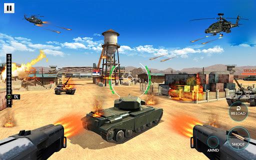 Gunner Free : Fire Battleground Free Firing  screenshots 7