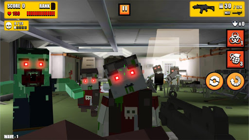 Pixel Zombie Hunter  screenshots 12