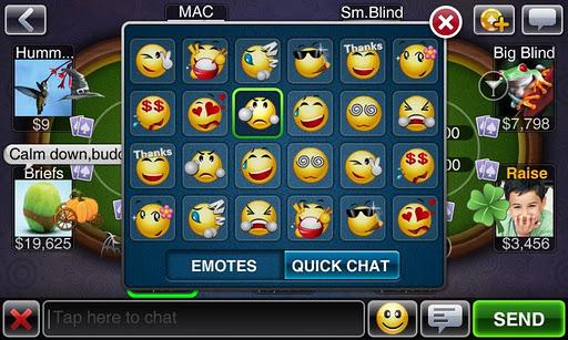 Texas HoldEm Poker Deluxe 2.6.0 Screenshots 6
