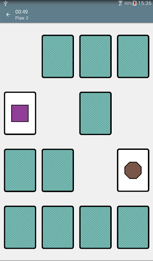 Memory Game (Concentration) MG-2.2.7 screenshots 13