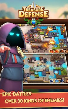 Treasure Defenseのおすすめ画像4