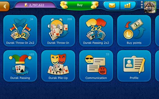 Durak LiveGames - free online card game  screenshots 18