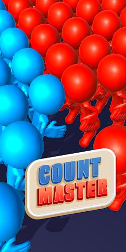 Télécharger Gratuit Count Master : Pusher Team Join Clash APK MOD (Astuce) screenshots 1