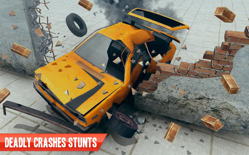 Car Crash Simulator: Beam Drive Accidents 1.4 screenshots 2