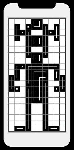 FCross Link-A-Pix puzzles  screenshots 1