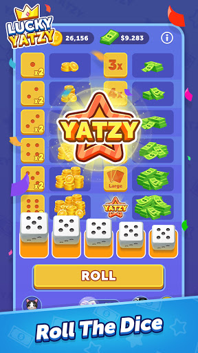 Lucky Yatzy - Win Big Prizes 1.1.0 screenshots 7