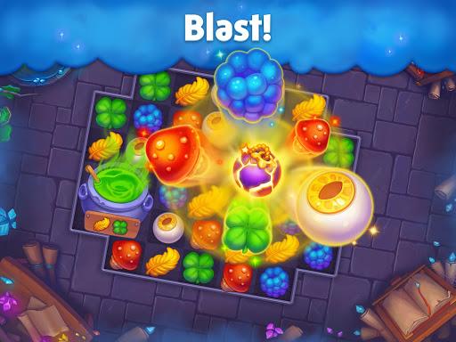 Spellmind - Magic Match  screenshots 12