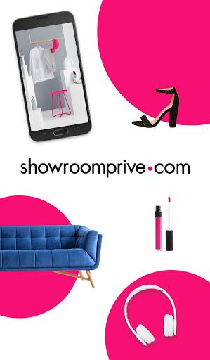 Showroomprivu00e9 : ventes privu00e9es de grandes marques  Screenshots 1