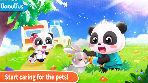 Baby Panda's Pet Care Center  screenshots 1