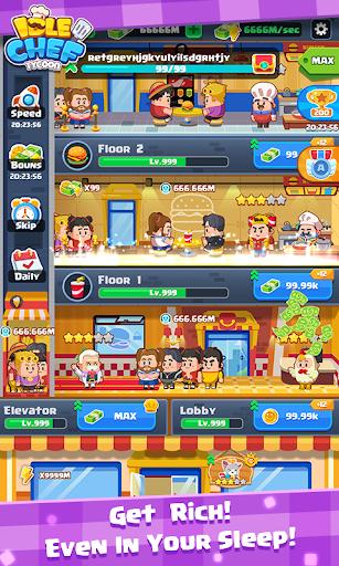 Idle Chef Tycoon 1.0.5 screenshots 1