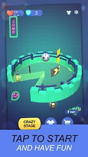 Helix Rush Screenshot