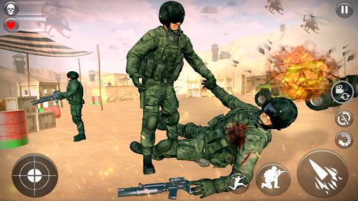 FPS Commando Secret Mission 3D: Shooting Adventure 1.0.6 screenshots 7