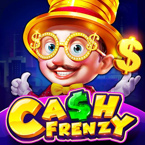 Cash Frenzy™ - Casino Slots