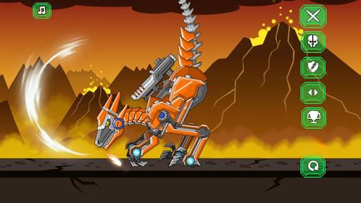 Robot Raptors Toy War 3.3 screenshots 2