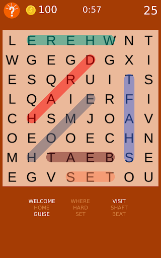 Word Search Puzzles  screenshots 14